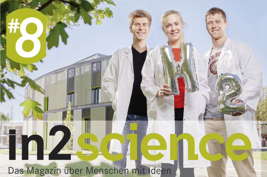 Cover in2science #8